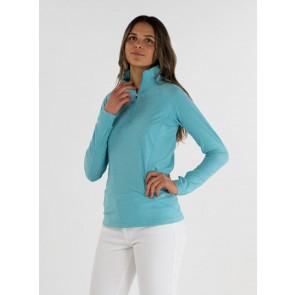 Women's Claire Quarter Zip (W14220)